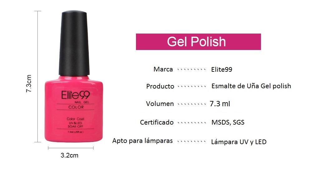 Noelia Happy Nails.: Reseña sobre esmalte de Elite 99