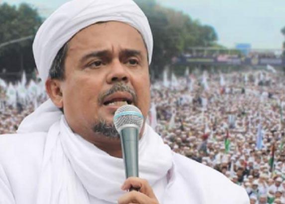 Seruan Habib Rizieq : Kristen Ekstrim Victor, Tebar Kebencian antarumat Beragama Harus Ditangkap
