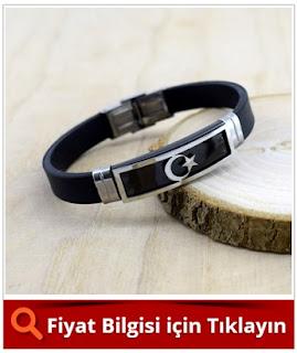 türk bayrağı bileklik