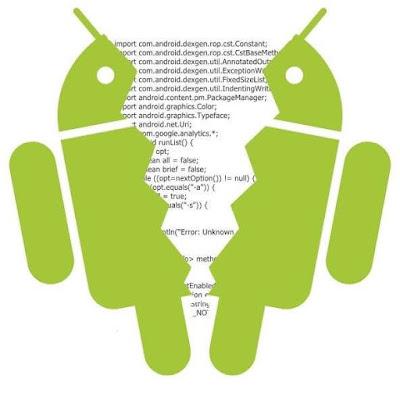 Cara Decompile Dan Compile Aplikasi APK Untuk Modding
