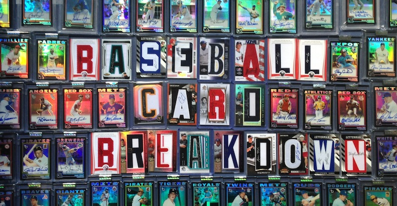 Baseball Card Breakdown