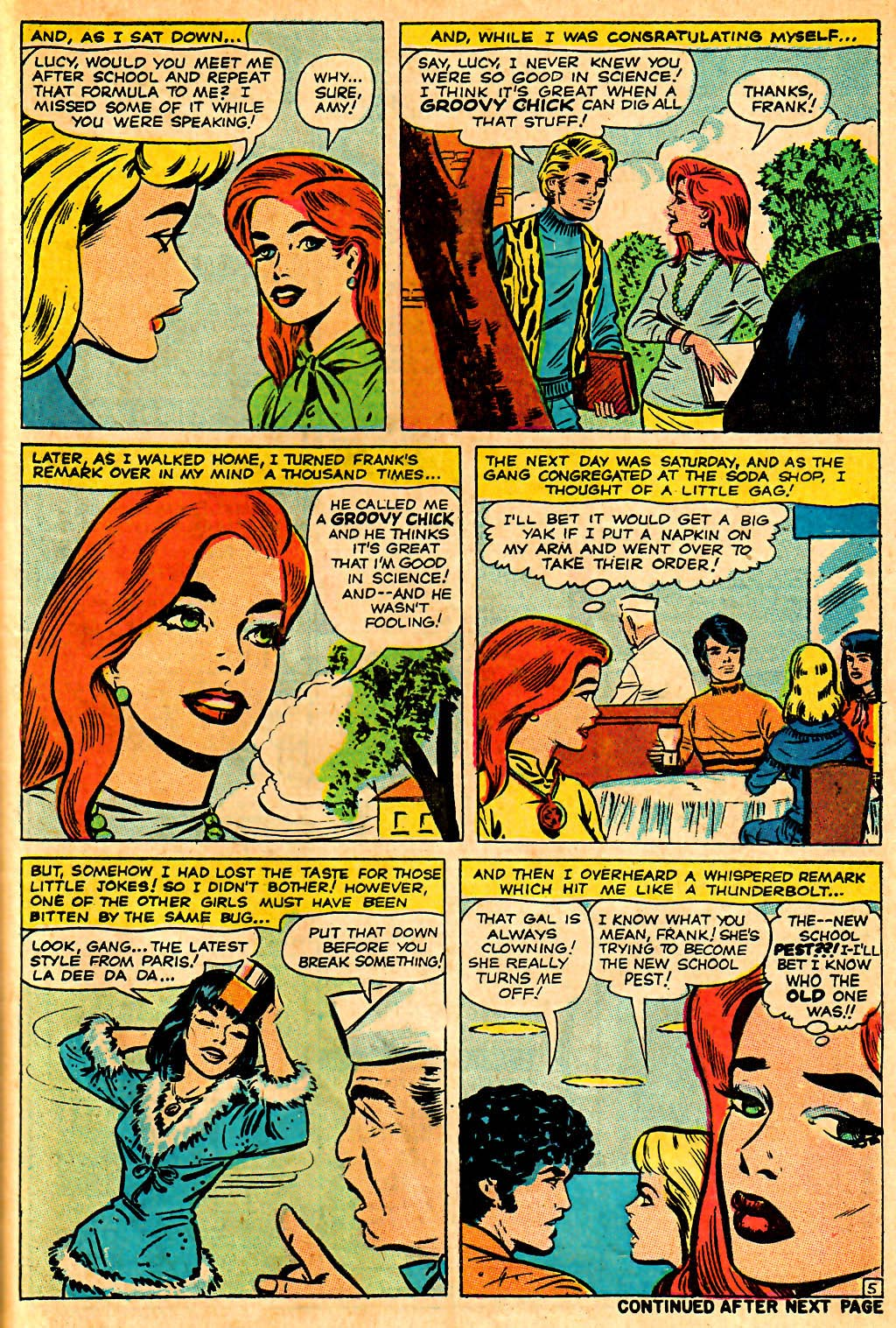 My Love (1969) issue 7 - Page 29