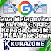 Cara Melaporkan Konten Copas Kepada Google DMCA Takedown
