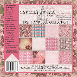 ODBD Heart and Soul Collection Designer Paper