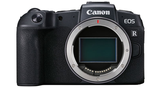 Canon EOS RP Budget Full-Frame Mirrorless Camera Launched, Fujifilm