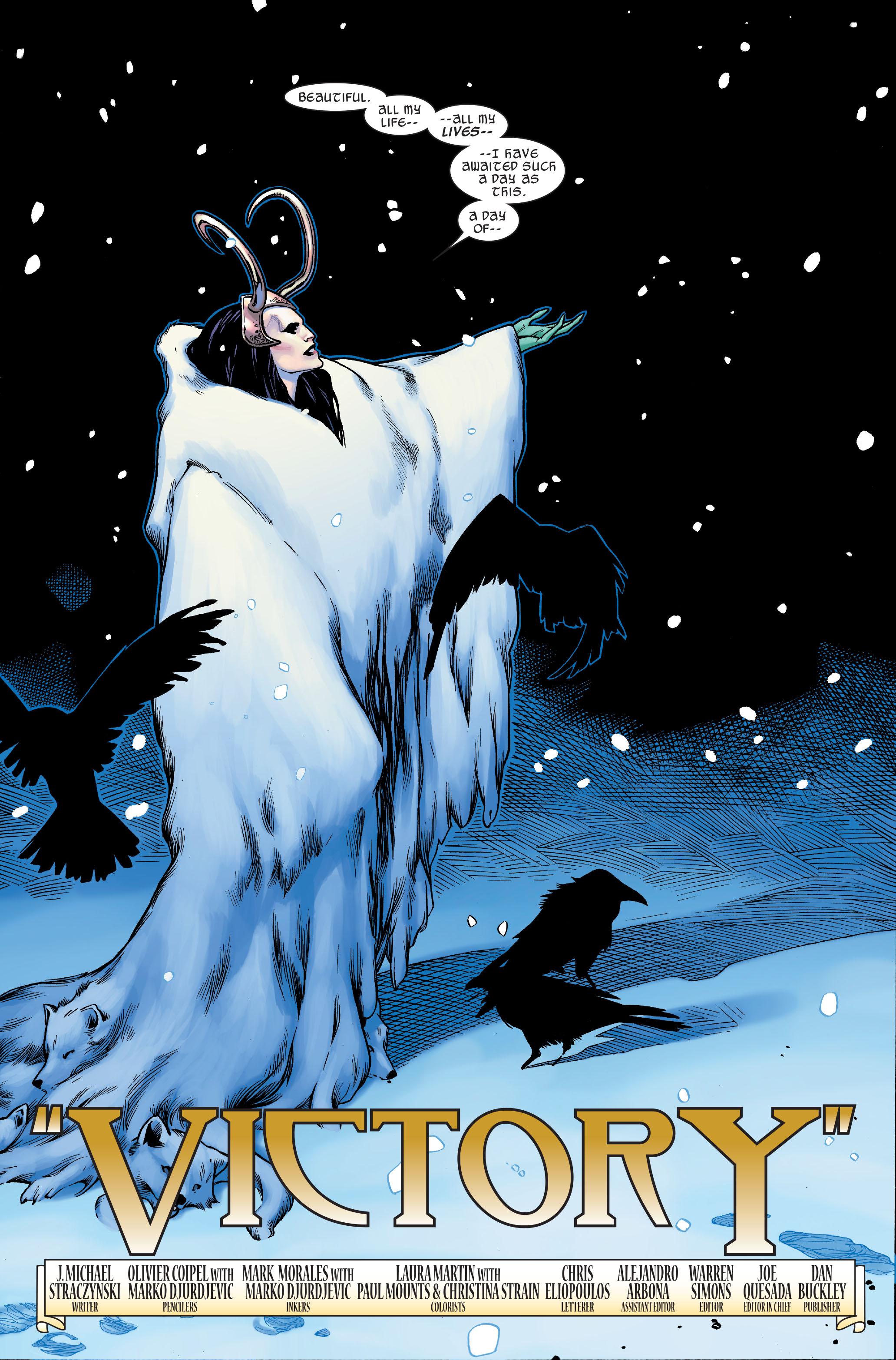 Thor (2007) Issue #600 #13 - English 4
