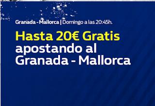 william hill promocion Granada vs Mallorca 14 octubre