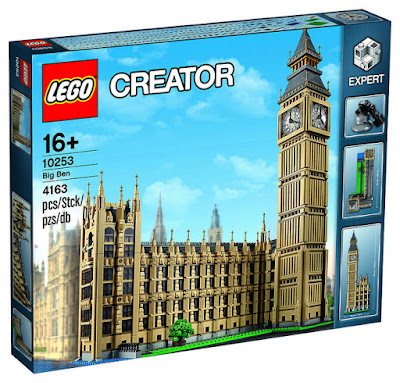 TOYS : JUGUETES - LEGO Creator  10253 Big Ben   Producto Oficial 2016 | Piezas: 4163 | Edad: +16 años  Comprar en Amazon España & buy Amazon USA