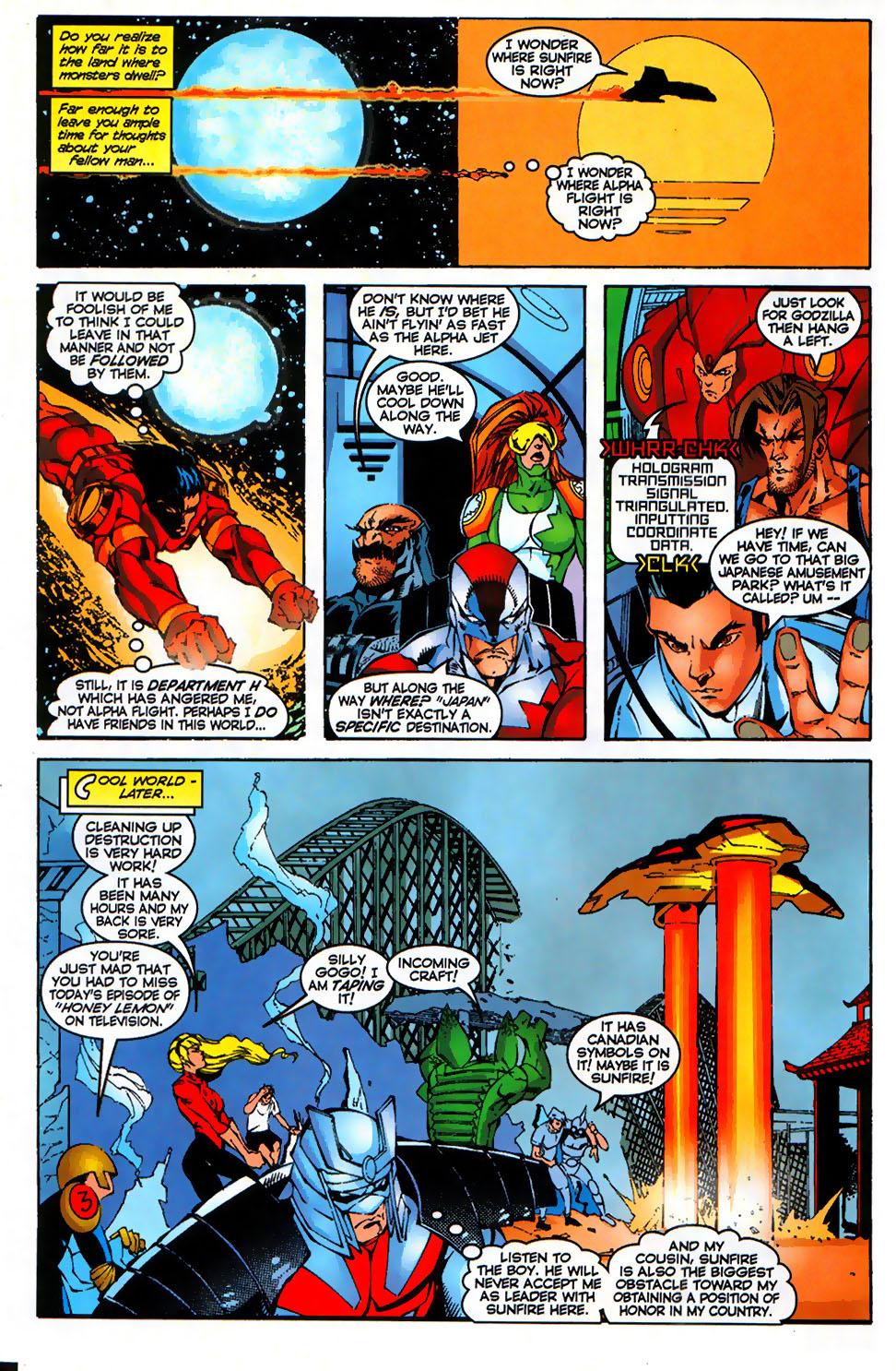 Read online Alpha Flight (1997) comic -  Issue #17 - 12