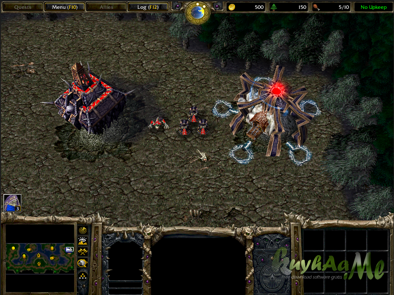 Warcraft III Complete Edition MULTi6