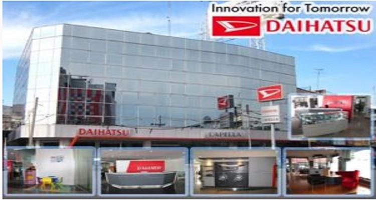 Dealer Daihatsu Medan