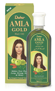 Product Placement – Dabur Amla Gold Hair Oil