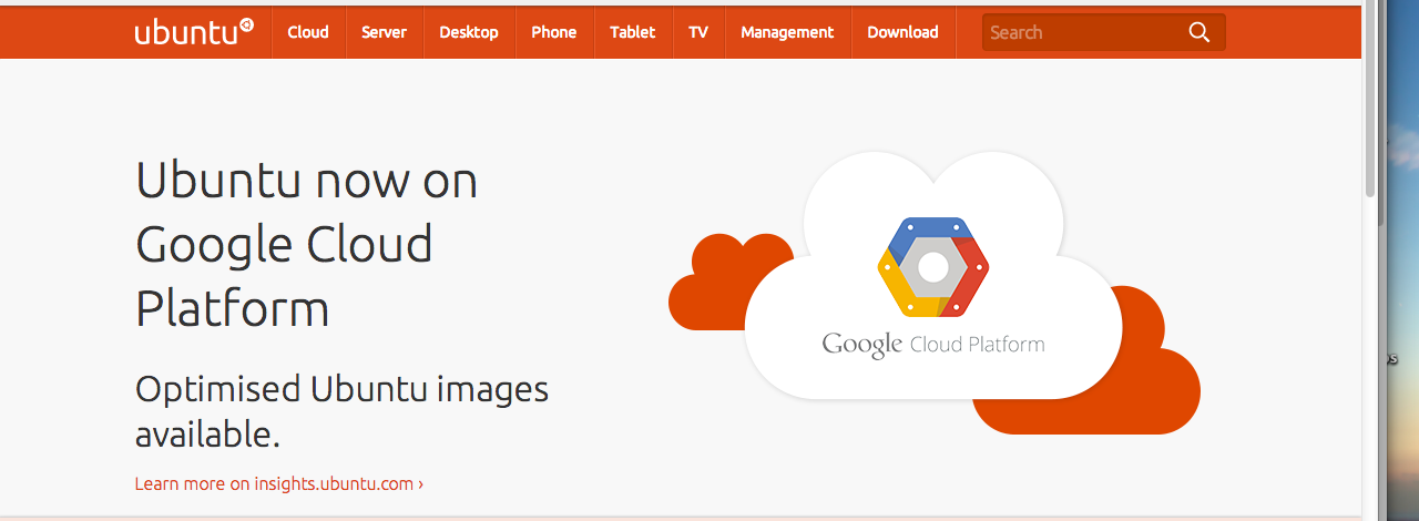 Captura de pantalla Linux Ubuntu