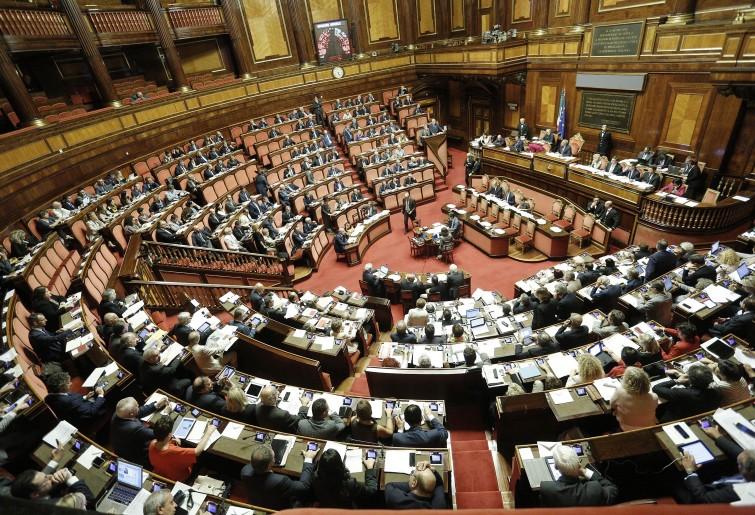 I democratici per casola il nuovo senato ma non solo for Senato composizione