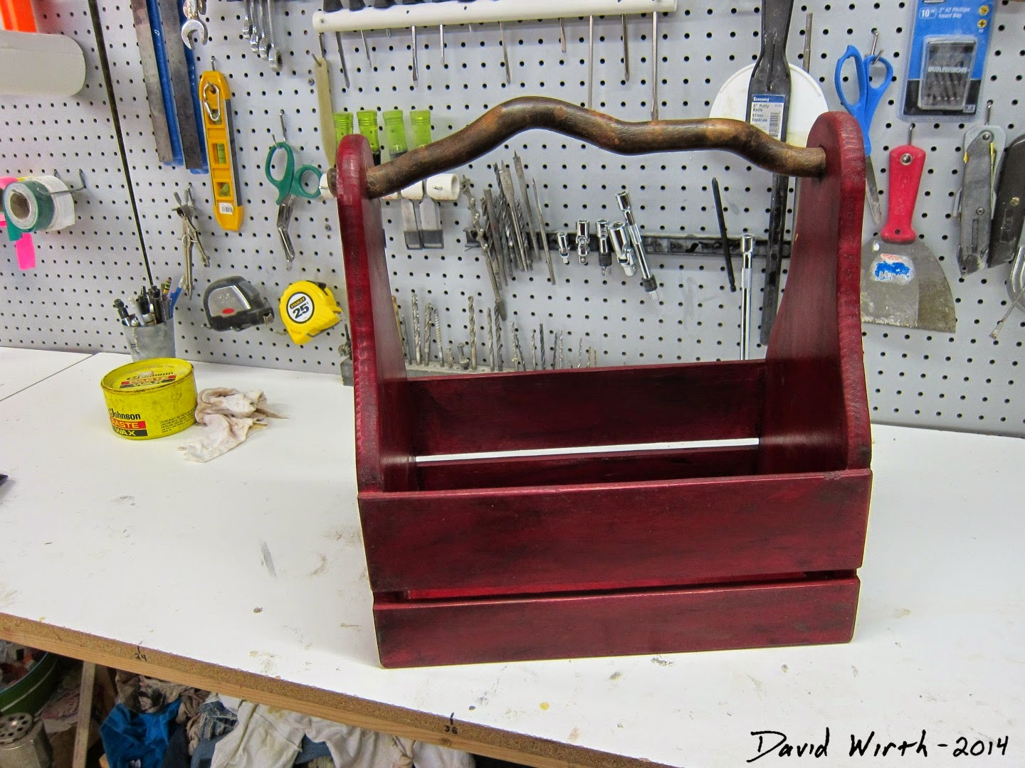 cool easy to make tool box