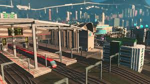 Download Cities Skylines Mass Transit Game For PC