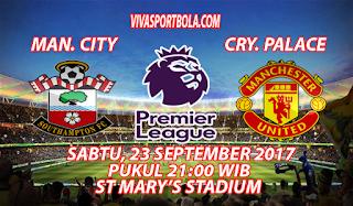 Prediksi Southampton vs Manchester United 23 September 2017
