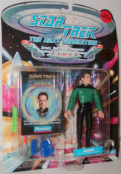 Star Trek Playmates Canada