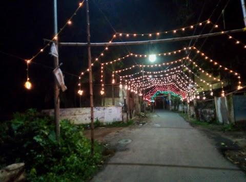 কাজীপাড়া ঈদ আলোকসজ্জা ২০১৯