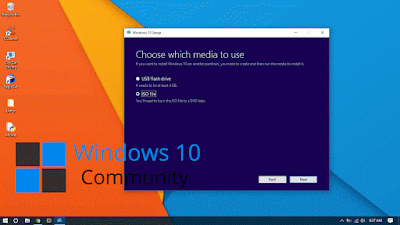 Cara Mudah Download File ISO Windows 10 Creators Update