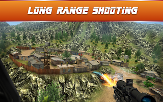 Sniper Ops 3D v58.0.0 Mod