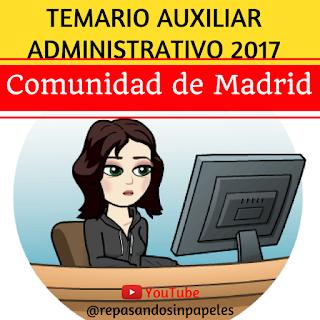 temario-administrativo-madrid-2017