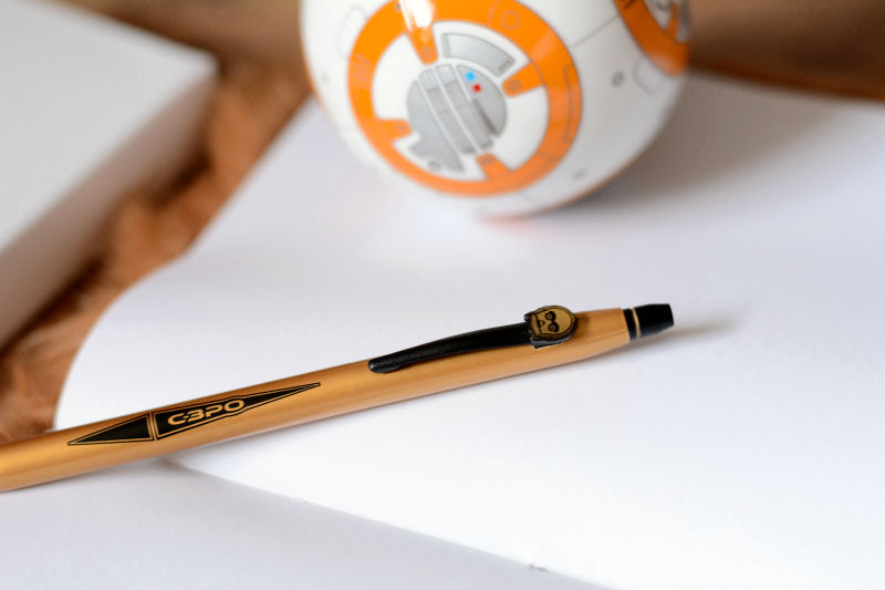 Pen Heaven Cross Star Wars
