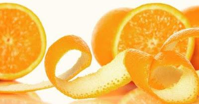Cara Mudah Atasi Komedo Dengan Kulit Jeruk