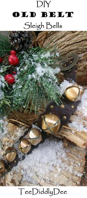 sleigh bells belt