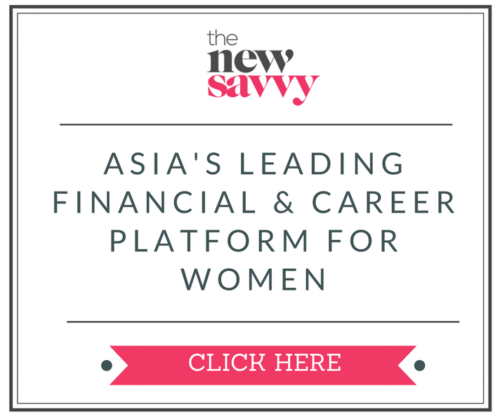 Asia's Leading Financial & Career Platform for Women