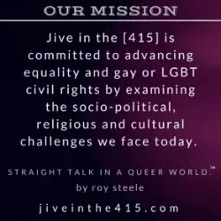Jive in the [415] Blog Our Purpose and Mission