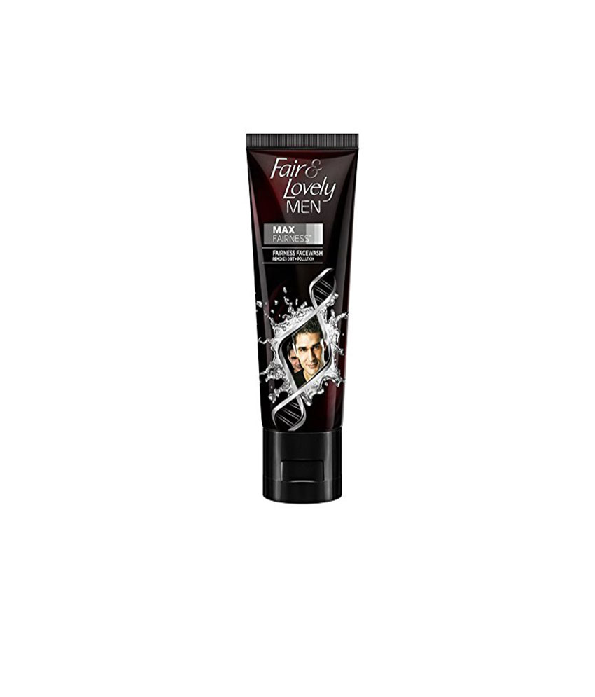 Fair And Lovely Men Max Fairness Facewash 50 G
