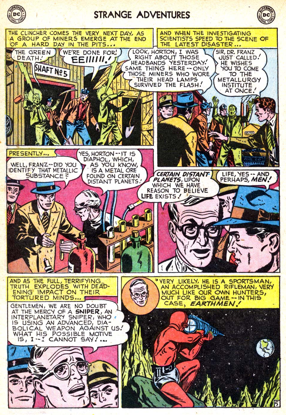 Strange Adventures (1950) issue 25 - Page 16