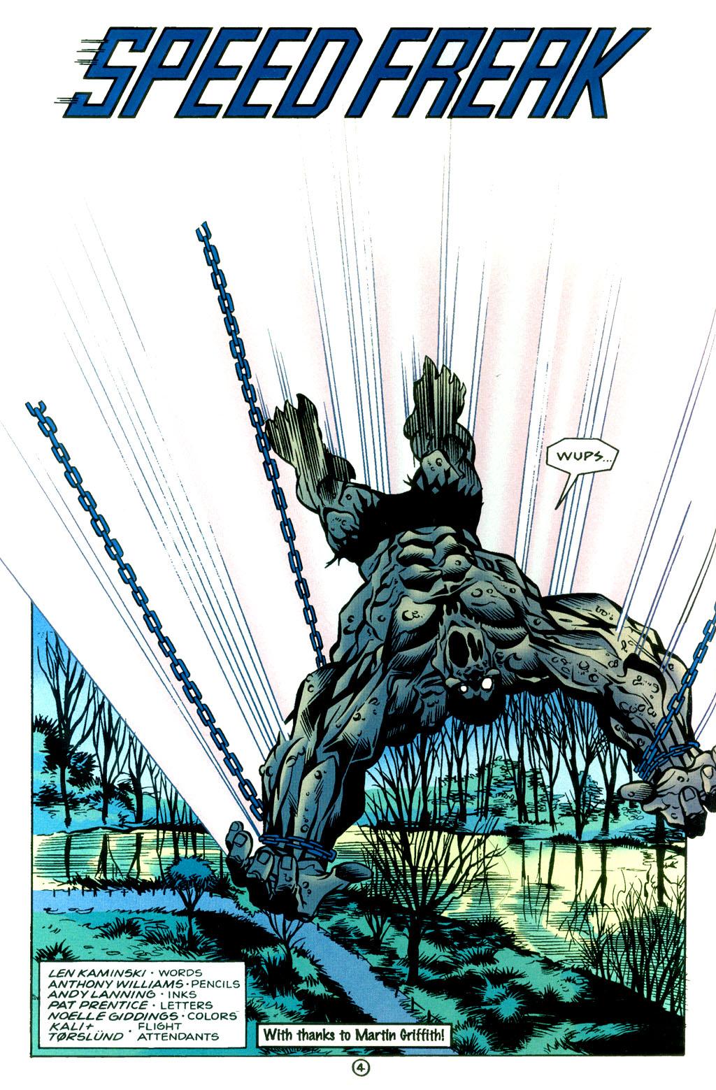 Read online Impulse Plus comic -  Issue # Full - 4