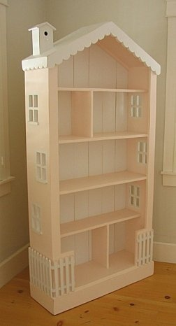 Dishfunctional Designs: Old Furniture Upcycled Into Dollhouses & Play ...