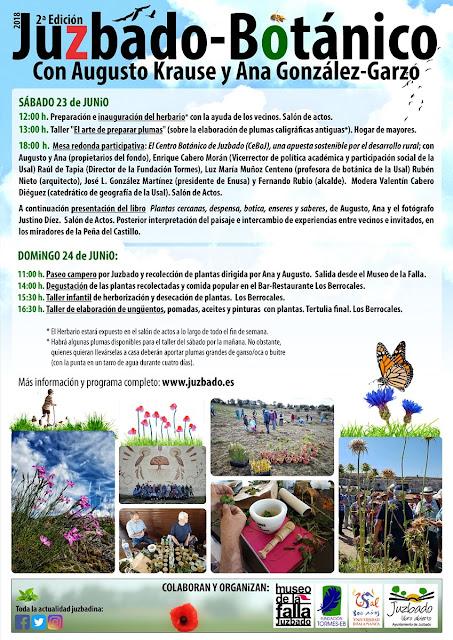Juzbado Botánico Ana y augusto krause