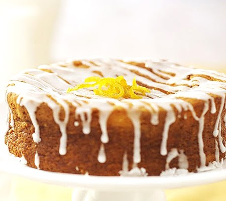 Luxury Lemon Drizzle Cake Recipe