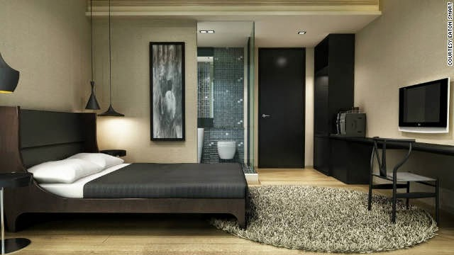 Eaton-Smart-Transit-Hotel-Room-Indira-Ghandi-Airport-New-Delhi