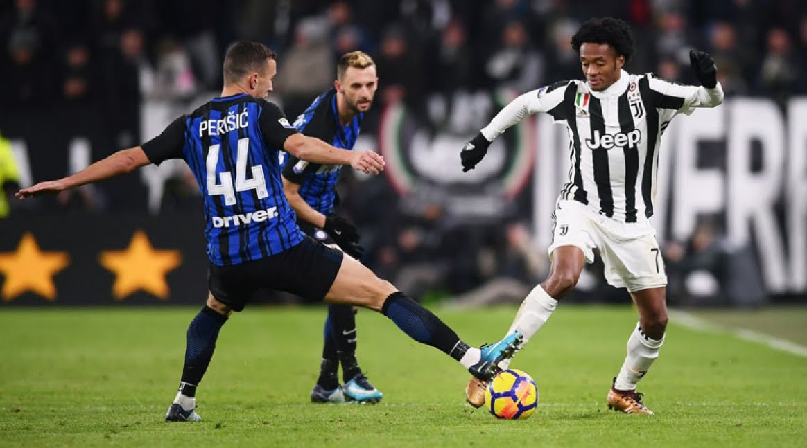 Dove vedere INTER JUVENTUS Streaming Video Gratis Online Oggi | Serie A Derby d'Italia