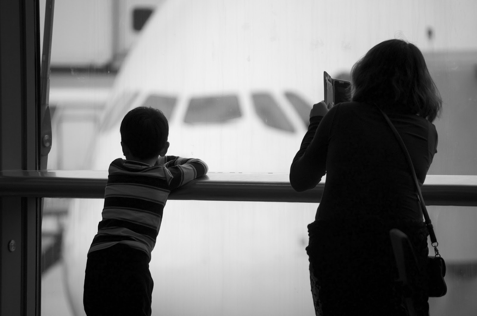 Travelling with Young Ones - The Do's and Don'ts of travelling with kids