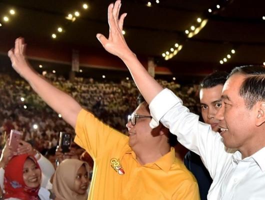 "Guru Besar UI Sentil Jokowi: Belum Daftar Capres, Kok Sudah Sebut ""Pihak Sana vs Pihak Sini"""