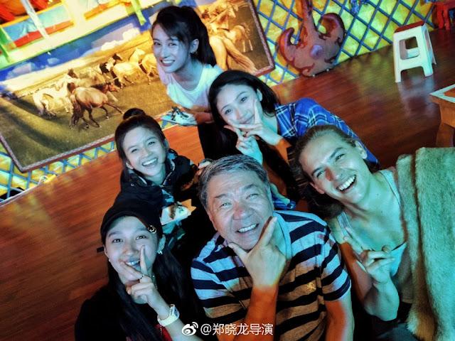 Turandot Dylan Sprouse Guan Xiaotong