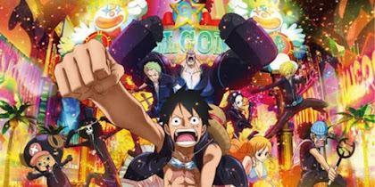 Filme – One Piece: Heart of Gold