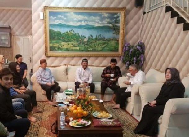 Ustaz Abdul Somad Bahas Persekusi Ulama dengan Din Syamsuddin