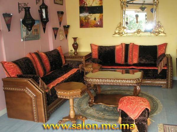 nouvelle collection canap s fauteuils marocain 2013 d coration salon marocain moderne 2016. Black Bedroom Furniture Sets. Home Design Ideas