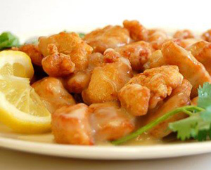 Resep Ayam Goreng Saus Jeruk 1