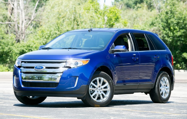 2017 Ford Edge 3.5L V-6 AWD Review