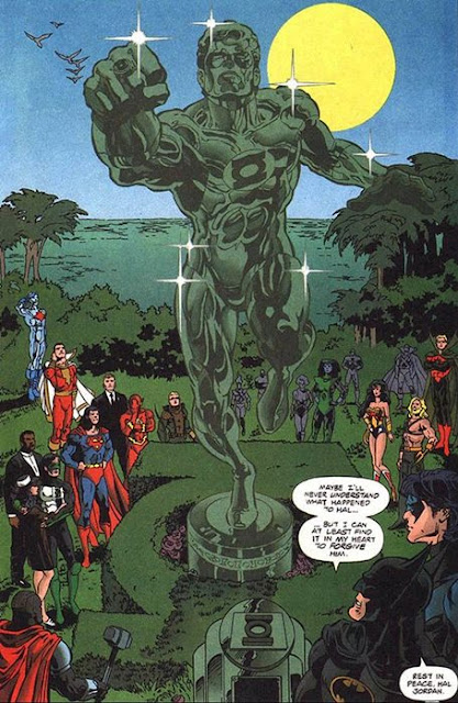 fakta coast city hal jordan in memoriam