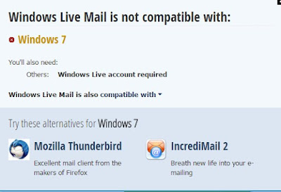 windows live mail - Check mail from multiple Microsoft accounts