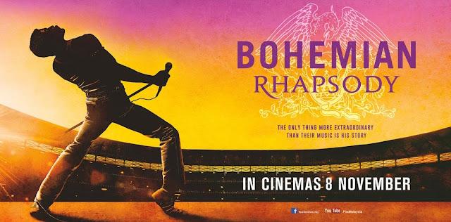 Bohemian Rhapsody 2018 - DVDscr